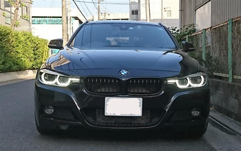 BMW(純正) デイライトコーディング