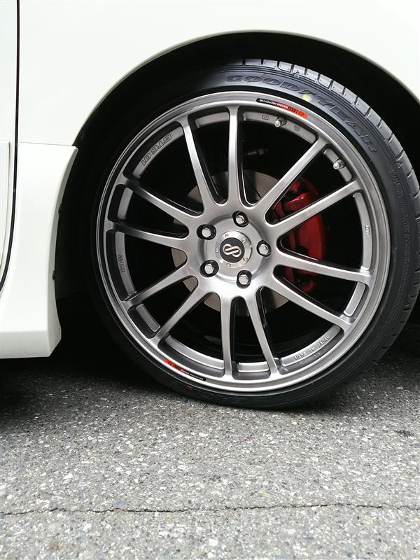ENKEI Racing Racing GTC01 19インチ 7.5J