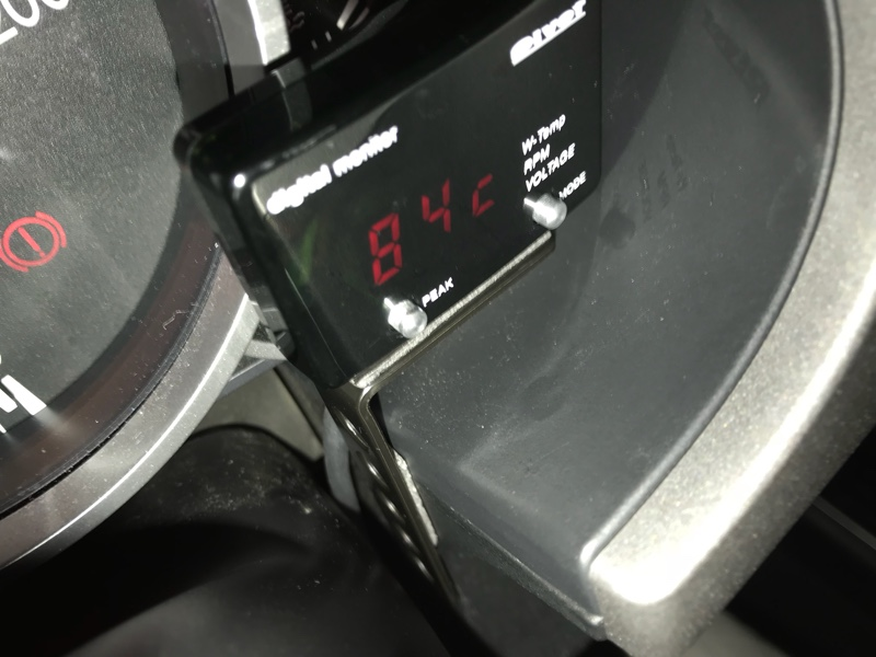 PIVOT digital monitor (DMC/DMC-G)