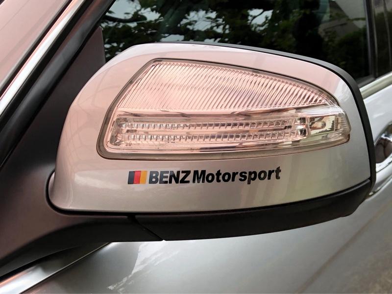 不明 / / /BENZ Motor Sport ステッカー