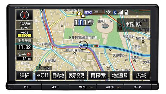 トヨタ(純正) T-Connectナビ9インチモデル