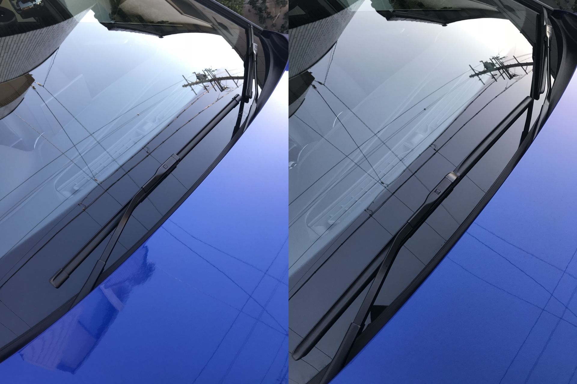 SOFT99 glaco ガラコワイパー パワー撥水輸入車用