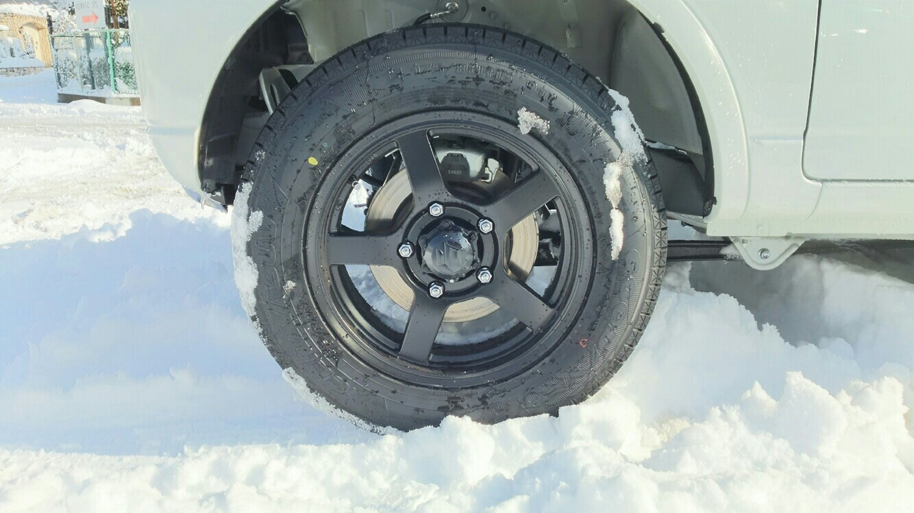 GOODYEAR ICE NAVI SUV 175/80R16
