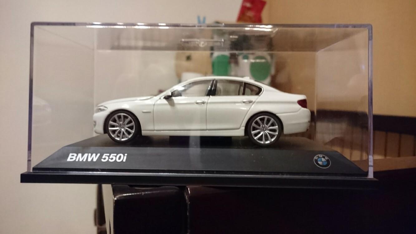 BMW MINI(純正) ミニカー