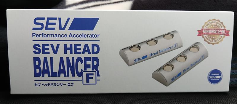 SEV / ダブリュ・エフ・エヌ HEAD BALANCER F