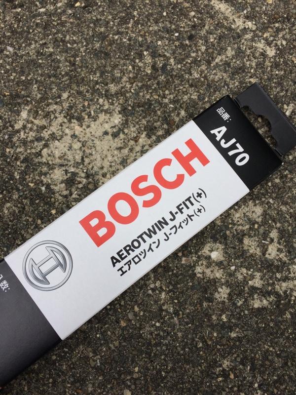 BOSCH Aerotwin (エアロツイン)