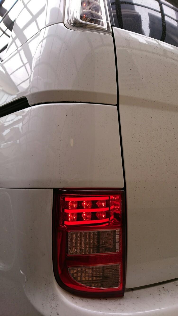 いんすぱ工房 トヨタ純正加工 LEDラインスモール(下段)