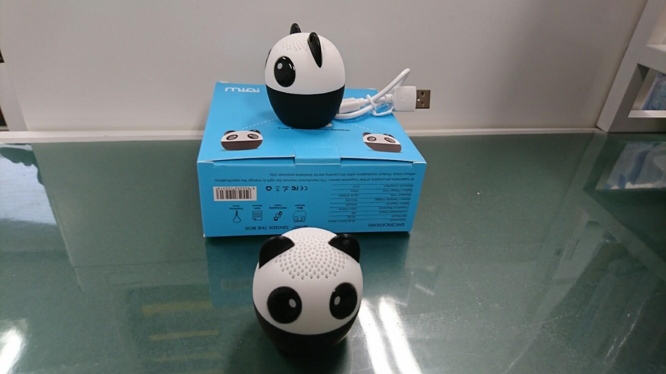不明 パンダスピーカーZ(PSZ mini Bluetooth Speaker)