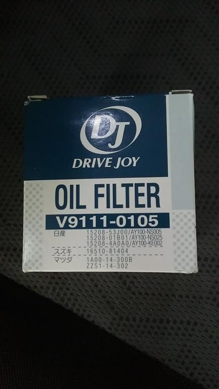 ジェームス / タクティ DRIVE JOY オイルフィルター