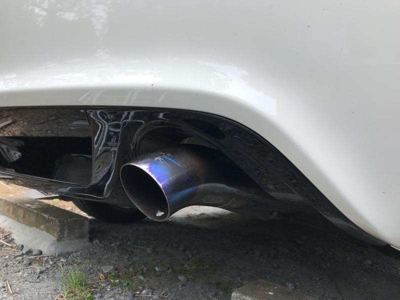 3Q自動車 モリモリ管 ドルフィンテール