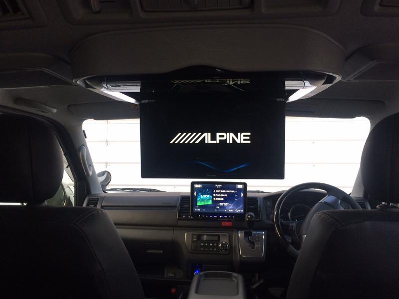 ALPINE PXH12X-R-B