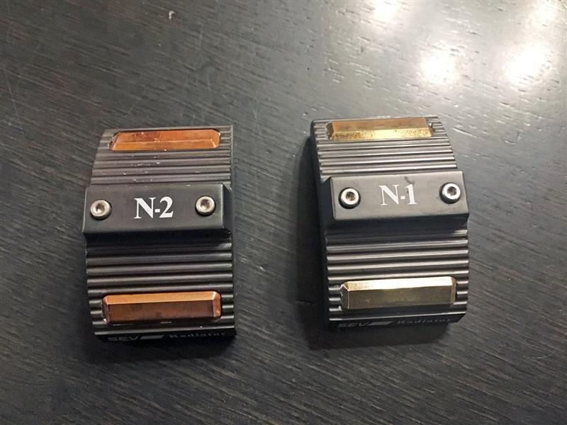 SEV SEVラジエターN1&N2