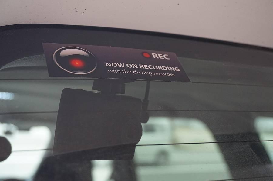 Amazon ドライブレコーダー搭載ステッカー