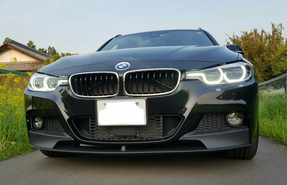 BMW M PERFORMANCE エアロダイナミックパッケージ