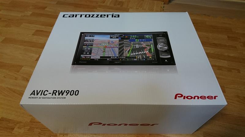 PIONEER / carrozzeria 楽ナビ RW-900