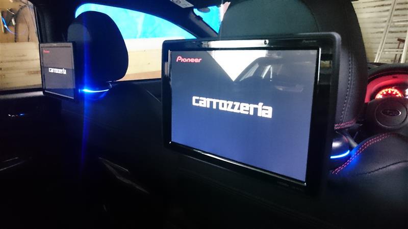 PIONEER / carrozzeria carrozzeria TVM-PW1000T