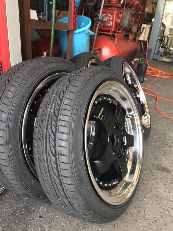 ステルスレーシング K35 ブラック