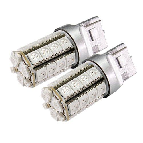 ピカキュウ T20s 3chip HYPER SMD30連 HYPER SMD30連 ウェッジシングル LEDカラー:アンバー 無極性