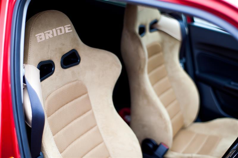 BRIDE EUROSTERⅡ
