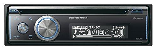 PIONEER / carrozzeria carrozzeria DEH-7100