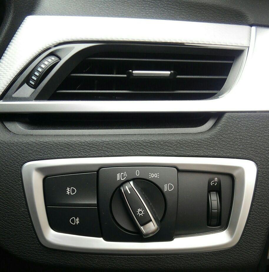 Negesu BMW ライトスイッチパネル
