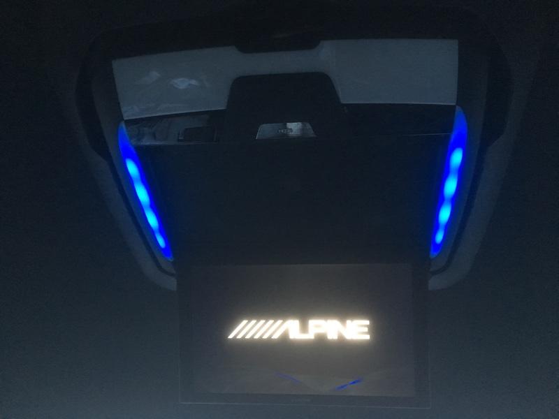 ALPINE RSA11S-R-B