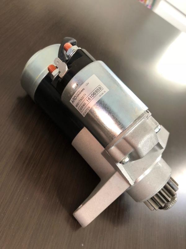 ARD リビルトセルモーター