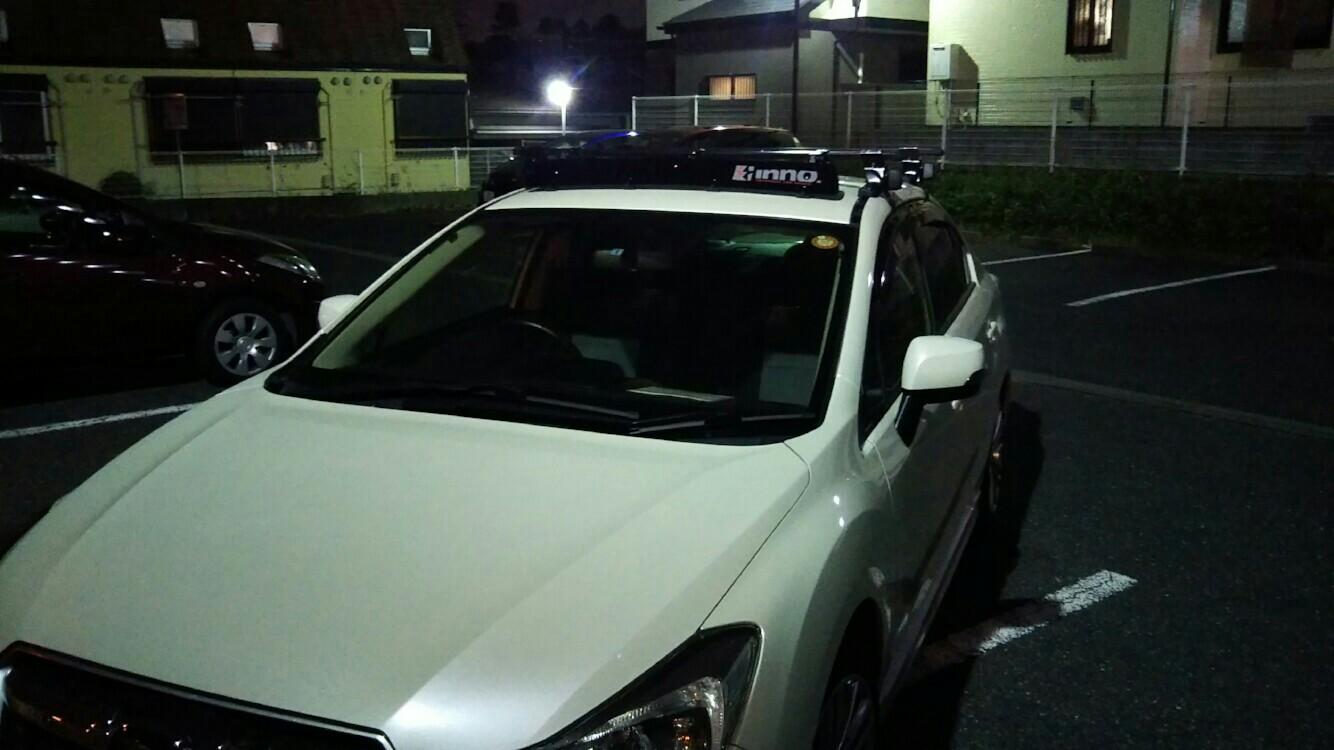 CAR MATE / カーメイト INNO フェアリング Mサイズ / IN266