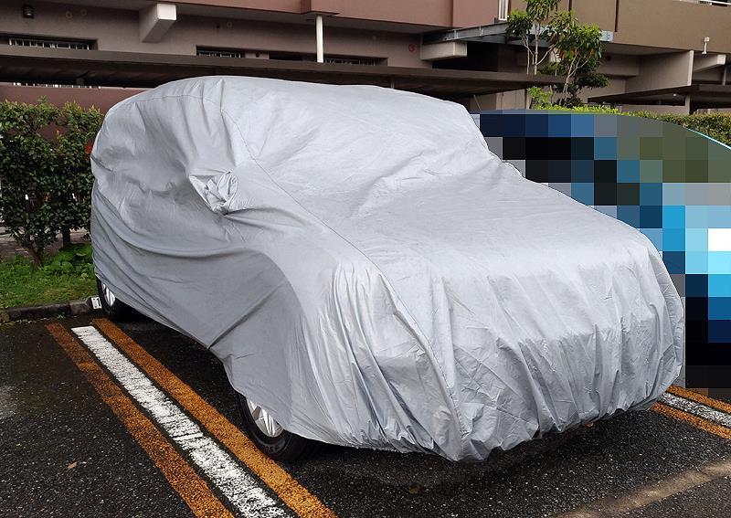ワールドガレージ ボディーカバーSUV対応 上級モデル