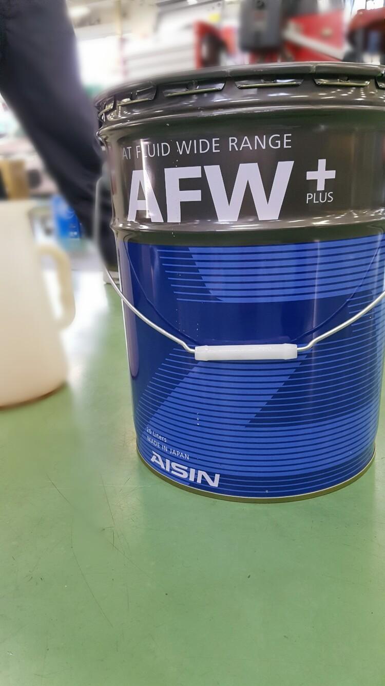 AISIN AFW+