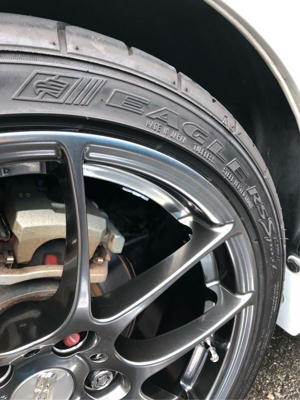 GOODYEAR EAGLE RS SPORT S-SPEC 215/40R17