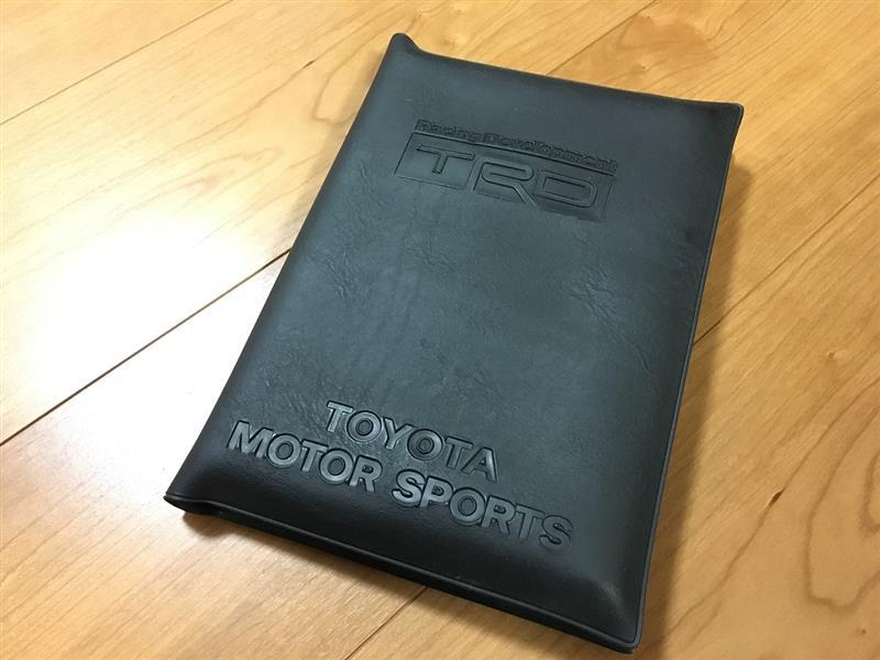 TRD / トヨタテクノクラフト 車検証ケース