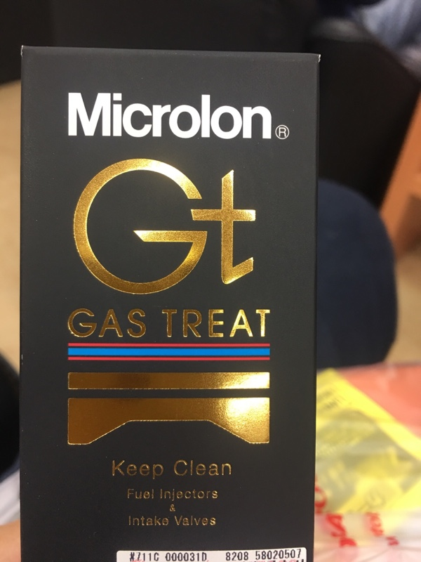 Microlon GAS TREAT