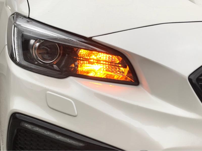 不明 LEDウインカー