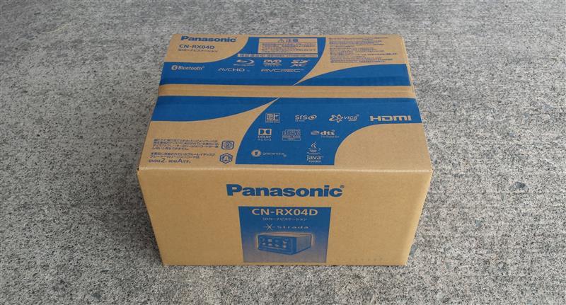 Panasonic CN-RX04D