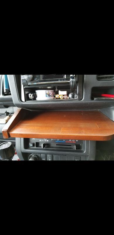自作 テーブル