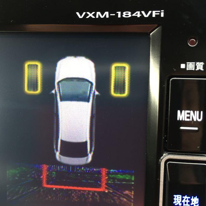 ホンダ(純正) VXM-184VFI