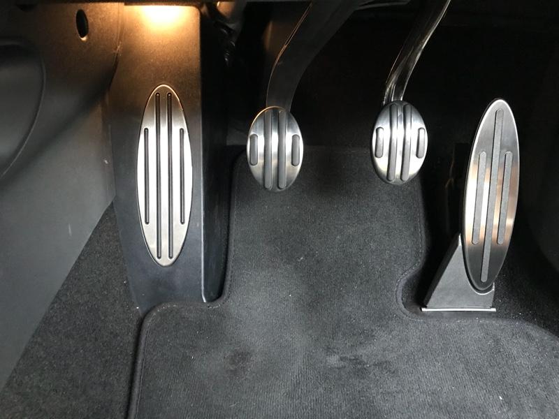 BMW MINI(純正) ペダルカバー