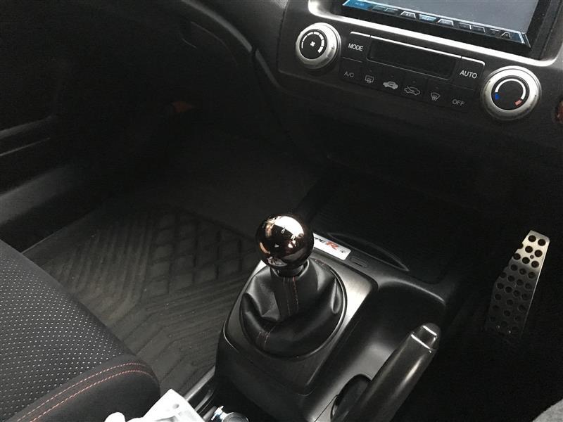 SEEKER Heavy shift knob 6MT