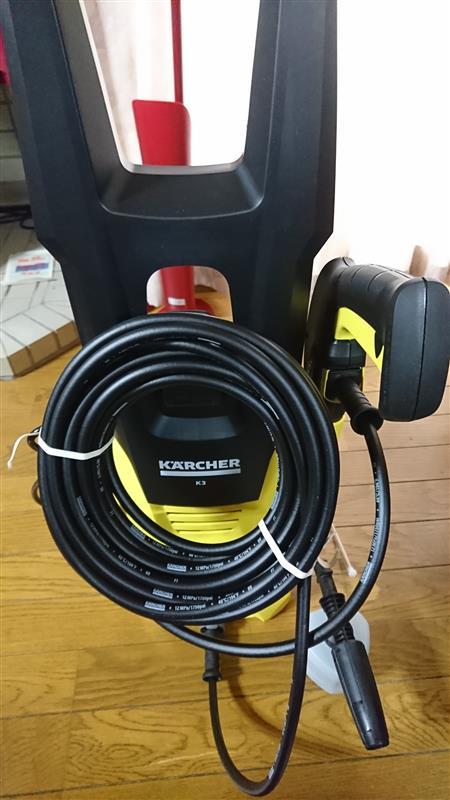 Karcher 高圧洗浄機