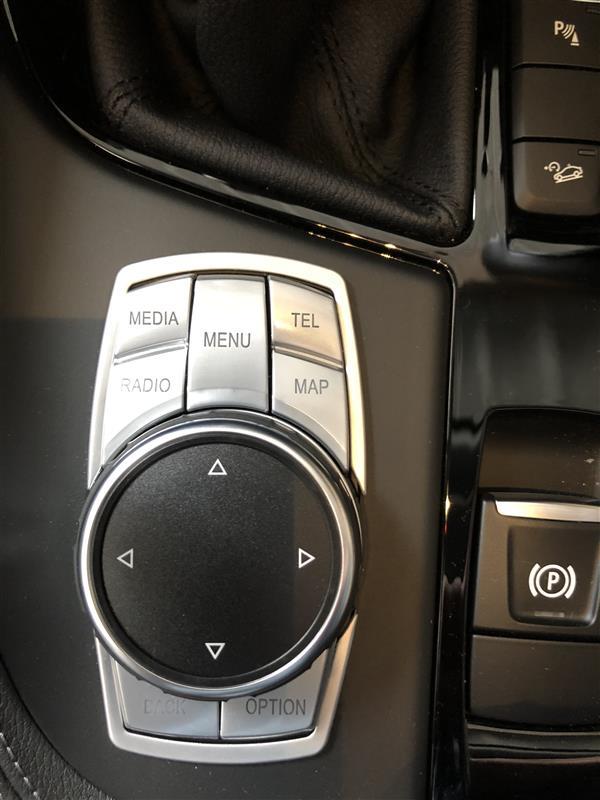 メーカー・ブランド不明 BMW i-Drive コマンド コントローラー パネル