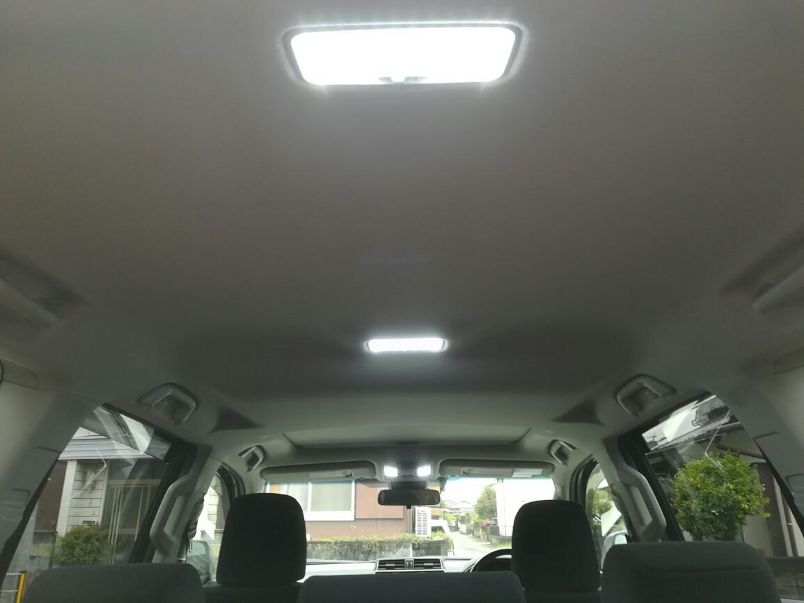 CARPARTSJP®️ LEDルームランプ