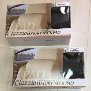 Clazzio / ELEVEN INTERNATIONAL Clazzio LUXURY NECK PAD