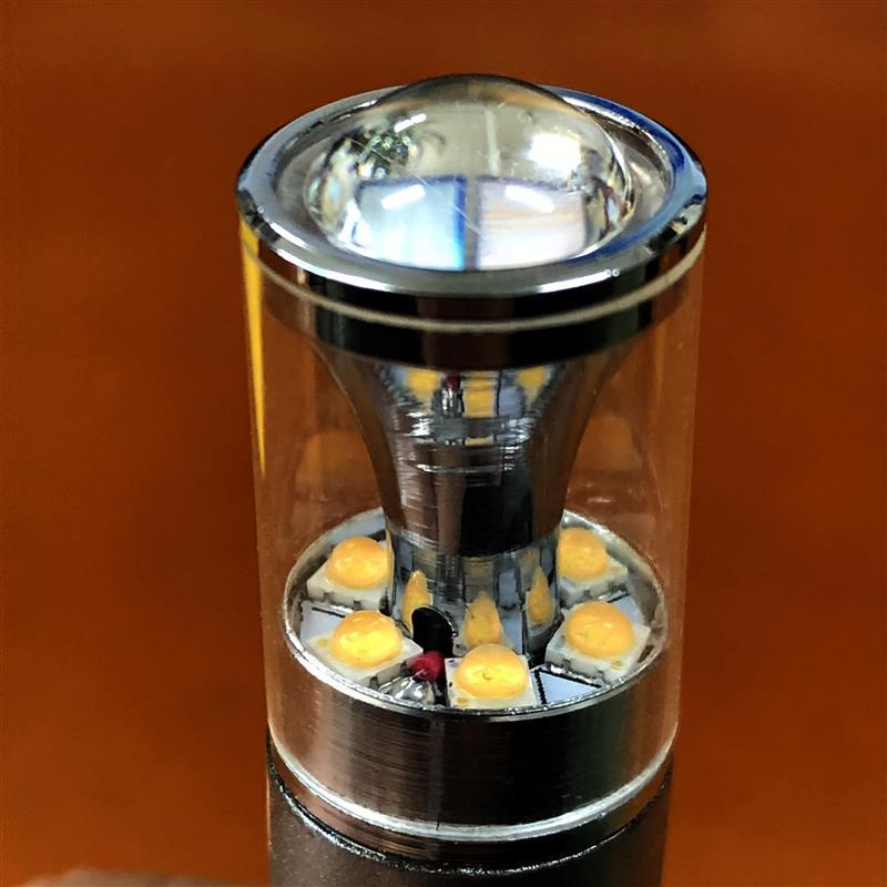 未来技術研究所  バックランプ LED T16/T15  5500k 45W (SHARP製素子使用)