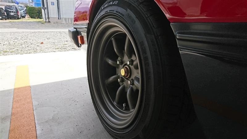 レーシングサービスワタナベ Eight Spoke Eight Spoke R Type