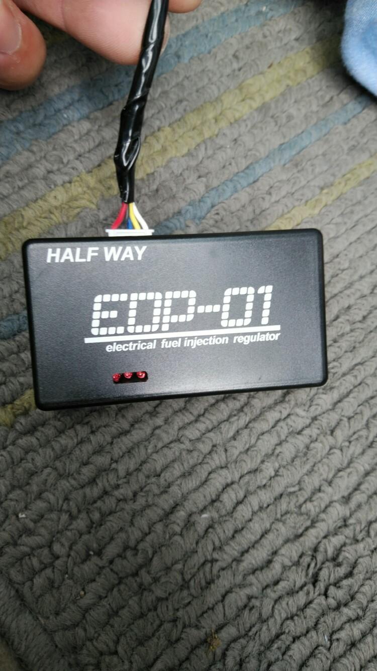 HALF WAY EDP-01