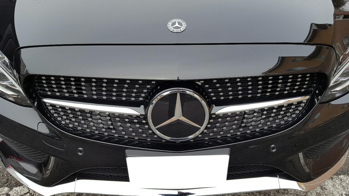 Mercedes-Benz ダイヤモンドグリル(C43)