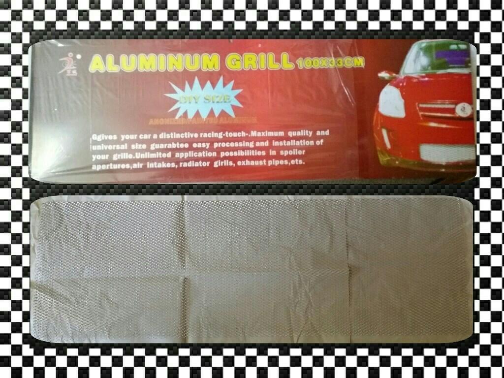 チャイナ製 アルミメッシュネット 100×33cm 網タイプ2