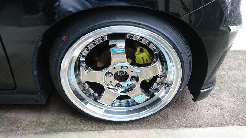 ステルスレーシング K35