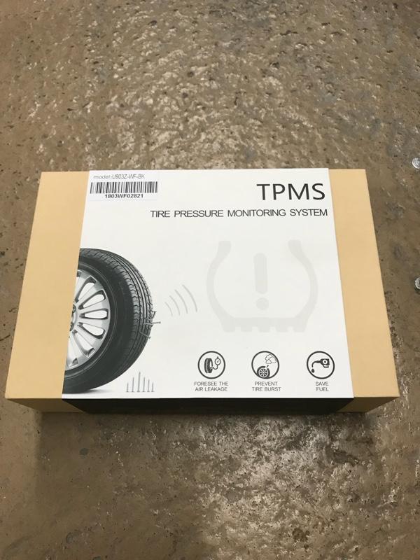メーカー不明 TPMS